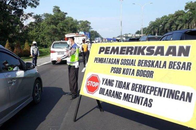 PSBB Kota Bogor