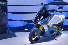 Yamaha E01 Siap Jegal Honda PCX Electric