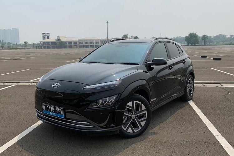 Hyundai Kona EV 2021