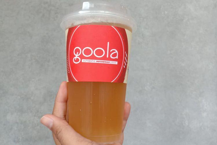 Passion Frooty yang jadi salah satu rangkaian dalam seri Frooty terbaru dari Goola