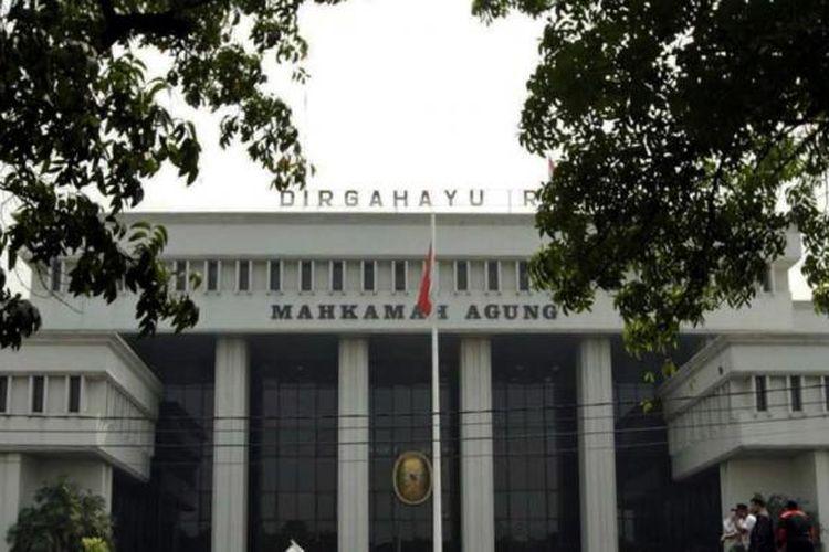 Gedung Mahkamah Agung.
