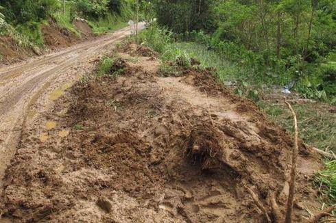 Masuk Musim Hujan, Masyarakat Banjarnegara Diminta Waspada Longsor