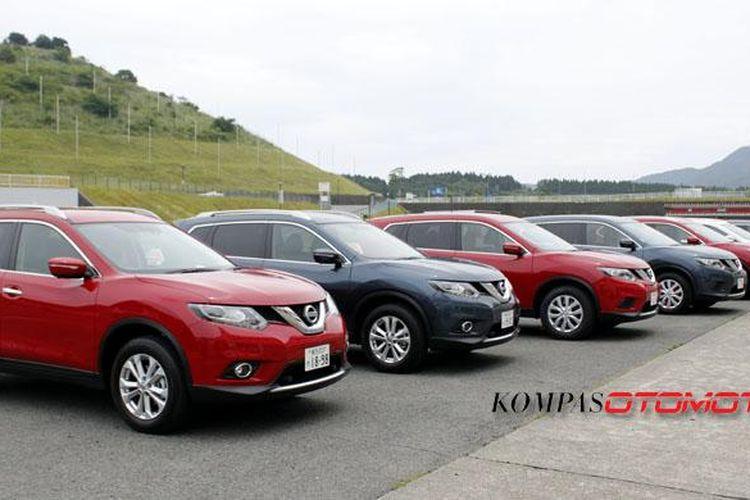 Nissan All-New X-Trail tetap akan diproduksi di pabrik Nissan Motor Indonesia di Cikampek, Jawa Barat.