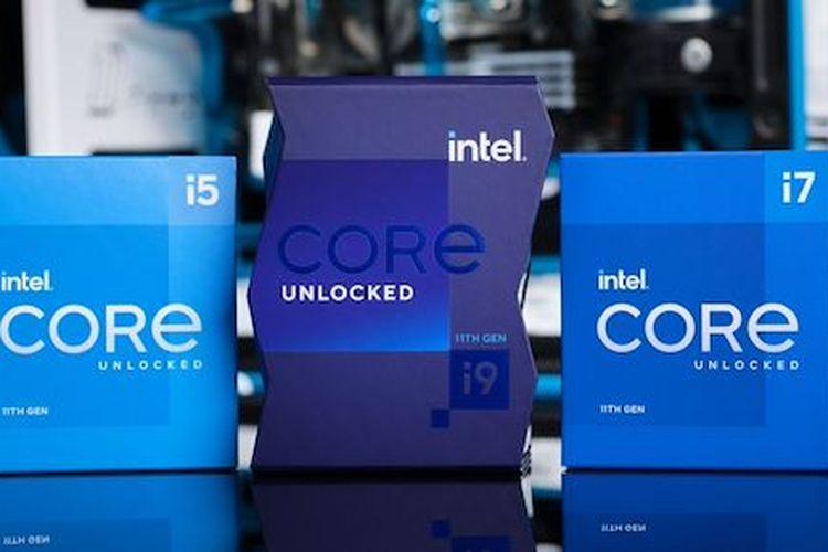 Intel luncurkan lini prosesor Rocket Lake-S
