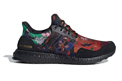 Festival Lentera dalam Sepatu Lari Adidas