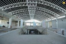 Renovasi Pasar Legi di Surakarta Selesai November 2021