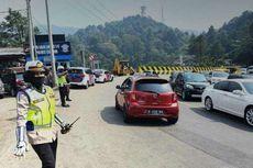 Satu Pekan PSBB DKI Jakarta, Volume Kendaraan di Puncak Merosot