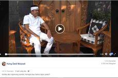 Dedi Mulyadi Tanggapi Megawati: Kritik Bintang Emon, Model Oposisi Kreatif Milenial
