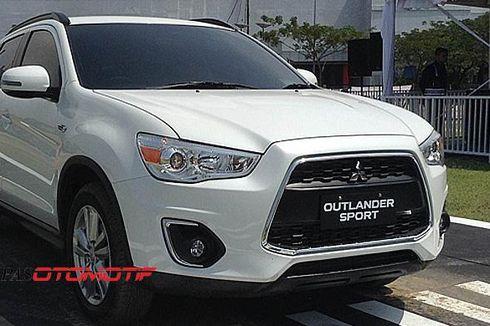 Mitsubishi Recall Delica, Outlander Sport, dan Lancer EX di Indonesia