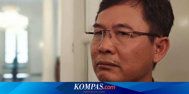 Yusmada Faizal, Kinerjanya Dulu Disanjung Ahok, Ki