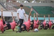 Timnas U19 Indonesia Kalah Lagi di Thailand, Shin Tae-yong Tetap Puas
