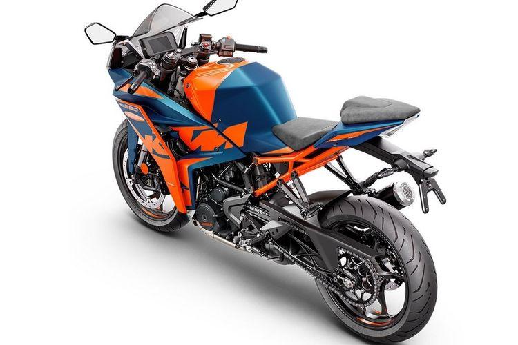 KTM RC 390 2022
