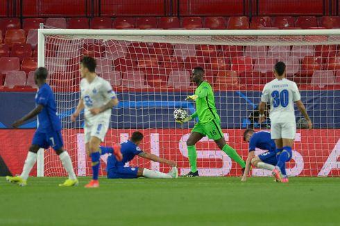 Hasil Chelsea Vs Porto: Dikejutkan Gol Salto, The Blues Tetap Melaju