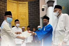 BPN Serahkan Sertifikat Tanah Wakaf Masjid Raya Baiturrahman Aceh
