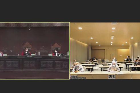 Di Sidang MK, Muhamad - Sara Minta Pemungutan Suara Ulang Pilkada Tangsel