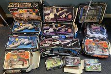 Sempat Dikira Sampah, Mainan Langka Star Wars Laku Rp 7,7 Miliar