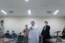 Jaksa Sebut Ada Sebaran Ajak Masyarakat Penuhi Jalur Puncak untuk Sambut Rizieq Shihab