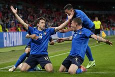 3 Duel Kunci Italia Vs Inggris di Final Euro 2020