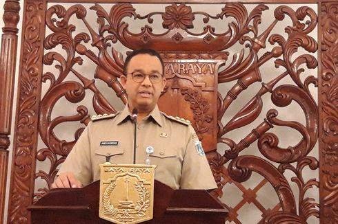 Anies Kirim 65 Orang Satgas untuk Bantu Tangani Karhutla Riau