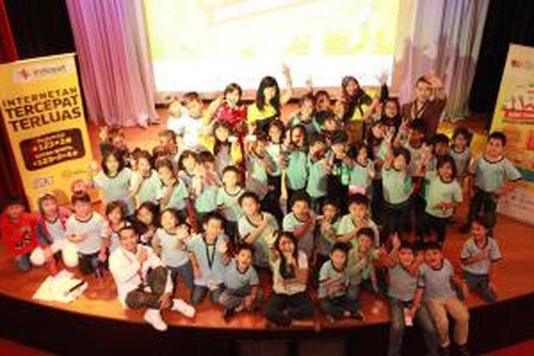 IWIC mendapatkan kategori baru, anak-anak dan remaja
