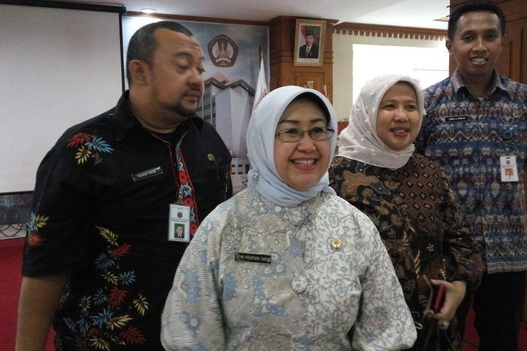 Kepala Bidang Teknologi dan Informasi BPRD DKI Jakarta, Dewi Mustika