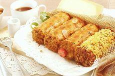 Resep Roti Abon Gulung ala Bakery, Camilan Keluarga yang Bisa Dijual
