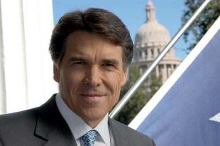 Gubernur Texas, Rick Perry