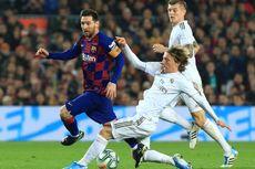 Klasemen Sepatu Emas Eropa, Messi Belum Berada di Jajaran 5 Besar
