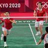 Kalah dari Greysia/Apriyani di Final Olimpiade Tokyo, Chen/Jia Akui Gugup