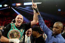 Tyson Fury Terus Teror Kubu Anthony Joshua Jelang Duel Akbar Tahun Ini