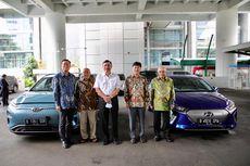 Jelang Peluncuran, Hyundai Sowan Bawa Ioniq dan Kona Elektrik ke Luhut