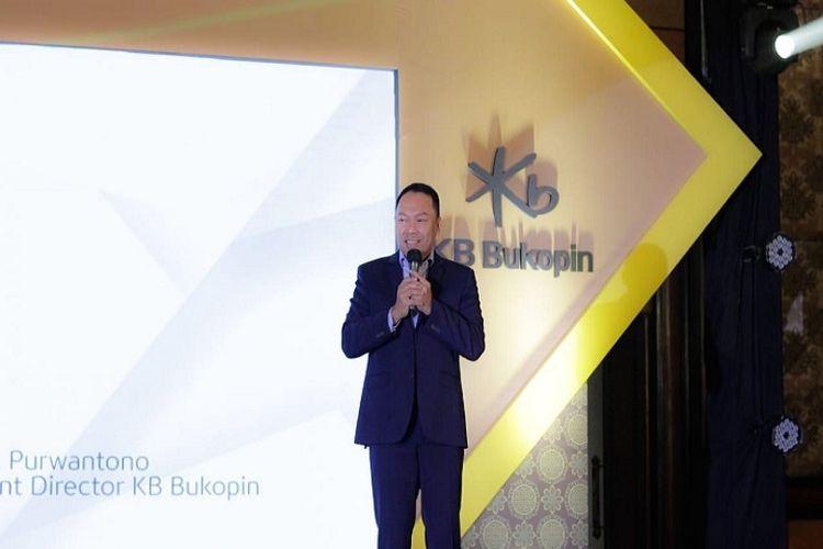 Sosok Rivan A Purwantono yang telah bergabung selama 15 tahun di Bank KB Bukopin.