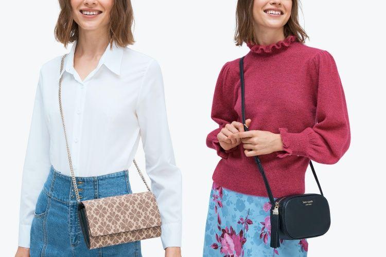 Kate Spade, memperkenalkan koleksi tas mungil terbarunya yang bisa membuat tampilan sehari-hari terlihat fashionable.