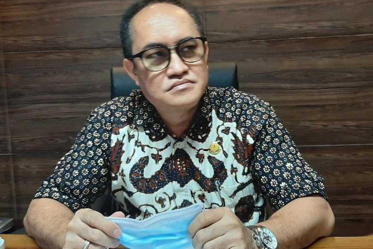 Asisten Pidana Khusus Kejati Jatim Rudi Irmawan