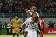 Madura United Vs Persebaya Surabaya, Diwarnai Kartu Merah, Bajul Ijo Menang