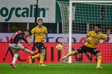 AC Milan Vs Udinese - Upaya Brahim Diaz Gagal, Skor Kacamata Hiasi Babak I
