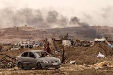 Ratusan Anggota ISIS Masih Bersembunyi di Gua-gua di Suriah