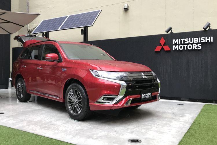 DDH merupakan sistem cas rumahan canggih yang mulai dipasarkan Mitsubishi di Jepang, dengan metode sewa Rp 1 juten per bulan.
