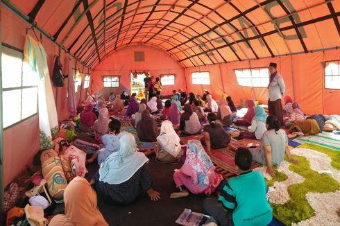 Relawan Gempa Lombok Juga Perlu Psikolog untuk Atasi Trauma