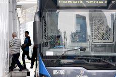 Operasional Bus Tranjakarta Mulai Ada Pembatasan Pekan Ini