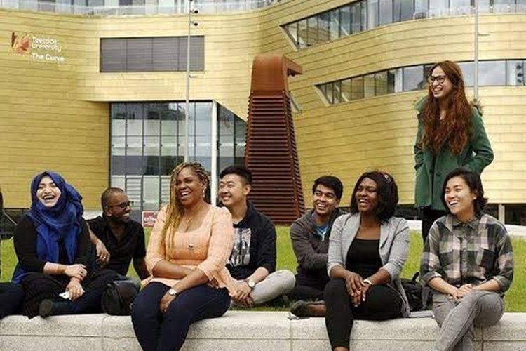Info beasiswa S2/S2 di Teesside University
