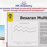 Rektor UI Ungkap Solusi agar Tol Trans-Sumatera Tak Matikan Usaha Lokal