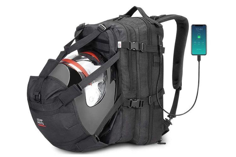 Backpack untuk helm
