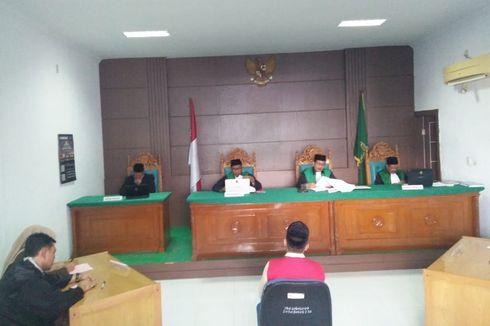 Tak Terima Dihukum 15 Tahun, Pimpinan Pesantren di Aceh yang Cabuli Santri Ajukan Banding