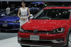 Grup VW Tumbuh Lagi di Tengah Skandal Emisi