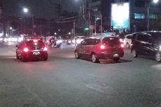 Malam Ini, Pengawasan Ganjil Genap di Jalan Fatmawati Tak Seketat Pagi Hari
