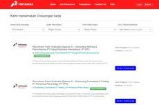 Lowongan Kerja BUMN September 2021, dari Hutama Karya, Pertamina, Telkom, dan PT KAI
