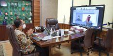 Tingkatkan Perekonomian Desa, Kemendesa PDTT Kerja Sama dengan BSI