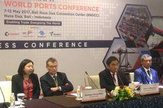 Para Pelaku Usaha di Konferensi Pelabuhan Dunia Fokus ke Keberlanjutan