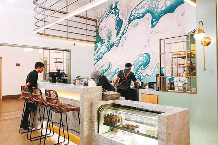Jeeva, salah satu kafe di Yogyakarta